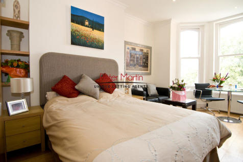 Ornan Court, Ornan Road, Belsize Park, NW3. Studio apartment