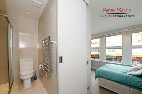 Prime House, Sentinel Square, Brent Street, Hendon, NW4. Studio apartment