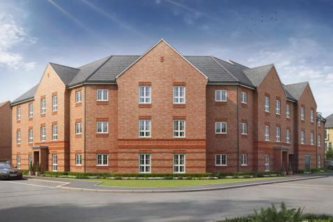 Pennefather's Road, Aldershot,  GU11 1AY. 2 bedroom apartment for sale
