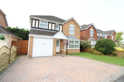 Windsor Close, Magor, Caldicot, NP26. 4 bedroom detached house