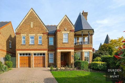 Clarence Gate, Woodford Green. 7 bedroom detached house for sale