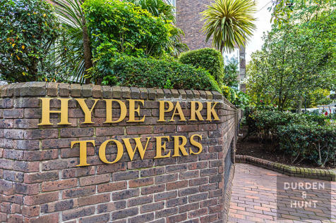 Hyde Park Towers, London, Hyde Park, W2. 4 bedroom apartment for sale