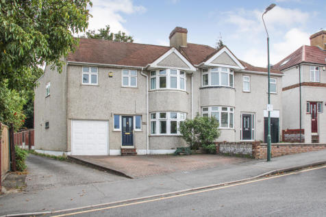 Heathview Avenue, Dartford. 4 bedroom semi-detached house