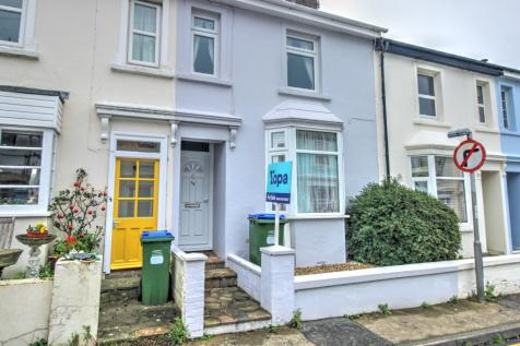 East Street, Seaford. 3 bedroom terraced house for sale