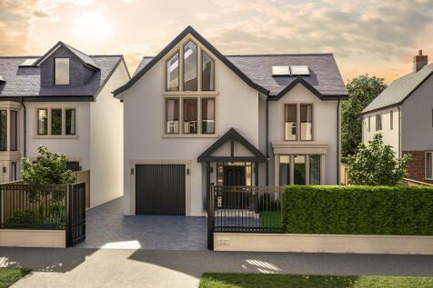 Oak Moor Lodge, Blackbrook Road, S10. 5 bedroom detached house for sale