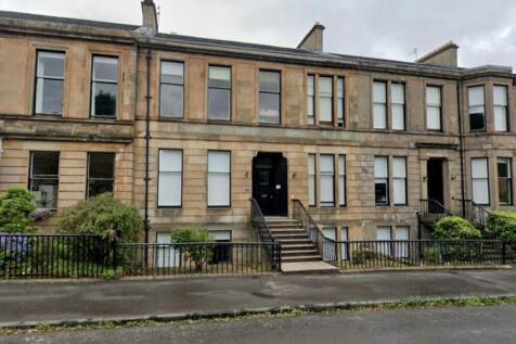 Shields Road, Glasgow, G41. Studio flat
