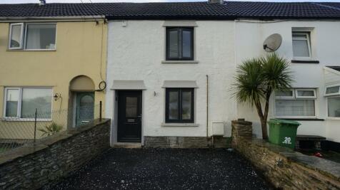 Old Park Terrace, Pontypridd,. 2 bedroom terraced house