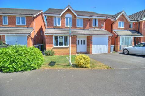 James Atkinson Way, Crewe. 4 bedroom detached house