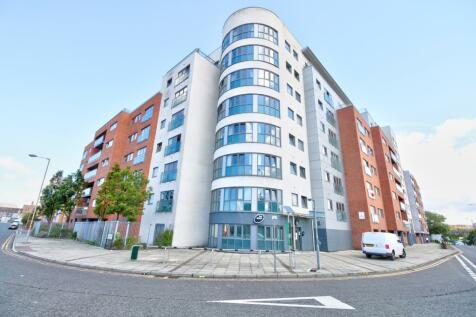 Leeds Street, Liverpool. 2 bedroom flat