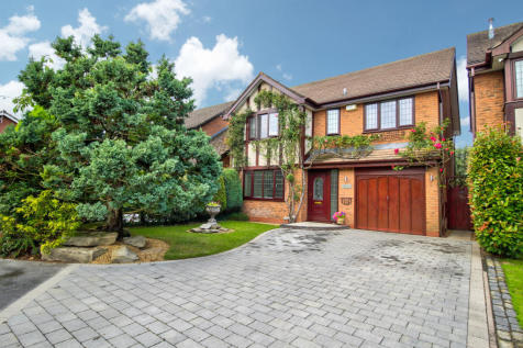Rhodes Close, Haslington, Crewe. 4 bedroom detached house for sale