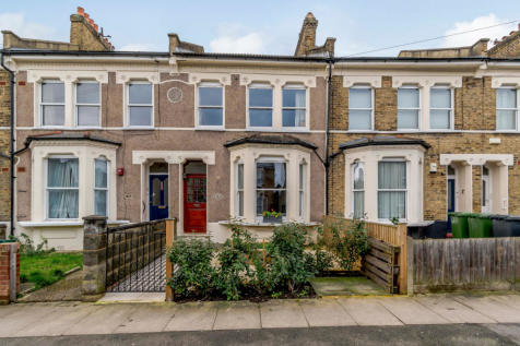 Blythe Vale, London. 3 bedroom terraced house