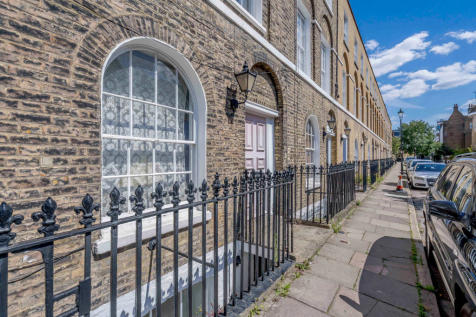 Woodbridge Street, London. 1 bedroom flat