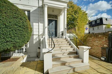 Warwick Gardens, Kensington, London. 6 bedroom semi-detached house for sale