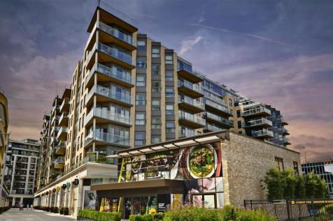 Vista House, Dickens Yard, Ealing, London. 6 bedroom apartment for sale