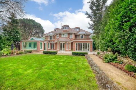 Woodview, Warren Road, Kingston upon Thames, London, Surrey. 6 bedroom detached house for sale