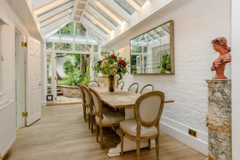 Ossington Street, Notting Hill, London. 5 bedroom terraced house