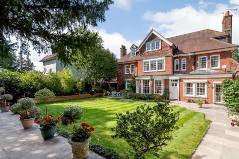 Thorncote, Edgehill Road, Ealing, London. 7 bedroom house for sale
