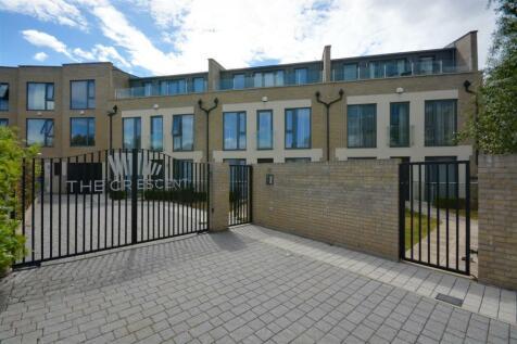 Gunnersbury Mews, Chiswick, London. 4 bedroom town house for sale
