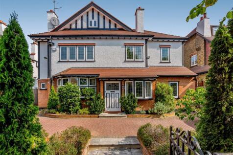 Waldeck Road, Ealing, London. 6 bedroom detached house
