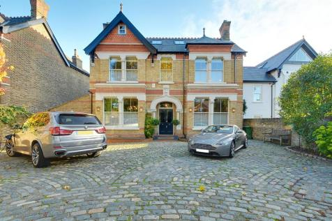 Carlton Road, Ealing. 7 bedroom detached house for sale