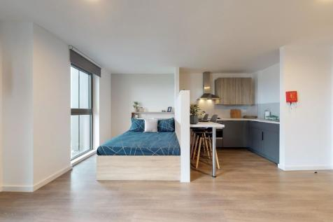 Nido Boyce House, 47 Kyle Street, Glasgow, G4 0JQ. Studio flat