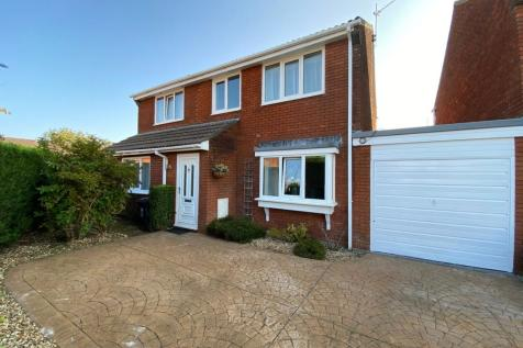 Neuadda Close, Bassaleg, Newport, NP10. 5 bedroom detached house for sale