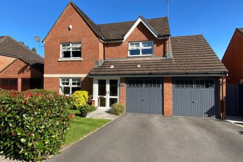 Viaduct Way, Bassaleg, Newport, NP10. 4 bedroom detached house for sale