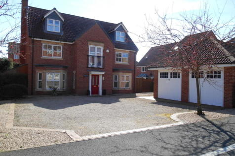 Starflower Way, Mickleover. 5 bedroom detached house