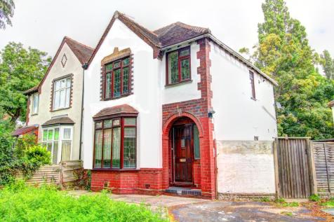 Broadway , Walsall. 3 bedroom semi-detached house