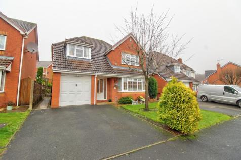 Greyfriars Close, Dudley. 4 bedroom detached house for sale