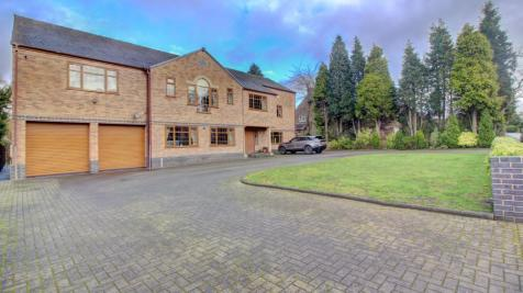 Newick Avenue, Sutton Coldfield. 7 bedroom detached house