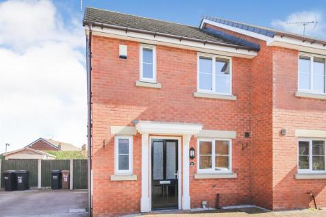 Wilkinson Court, Buckley. 2 bedroom semi-detached house