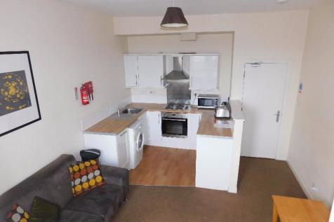 Seagate, City Centre, Dundee, DD1. 4 bedroom flat