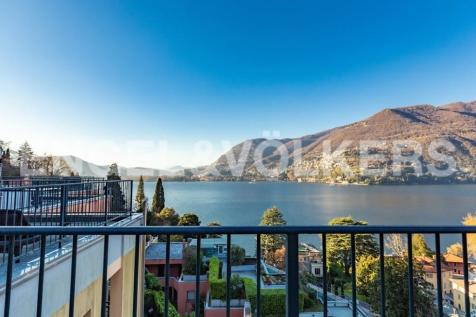 Blevio, Como, Lombardy. 5 bedroom apartment for sale