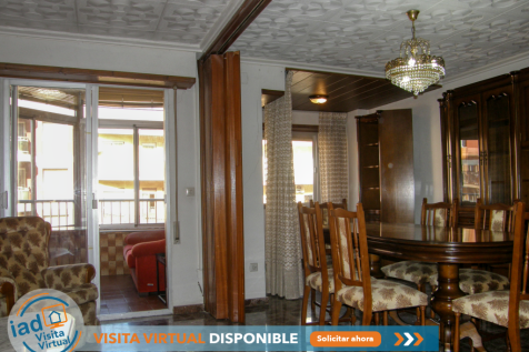 Valencia, Alicante, Denia. 3 bedroom ground floor flat for sale