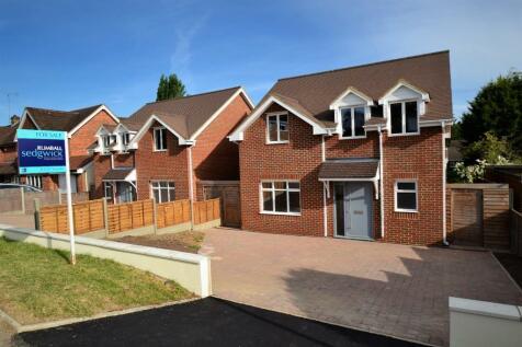 Townsend Lane, Harpenden. 4 bedroom detached house for sale