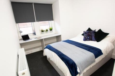 York Street, Sheffield, S1. Studio apartment