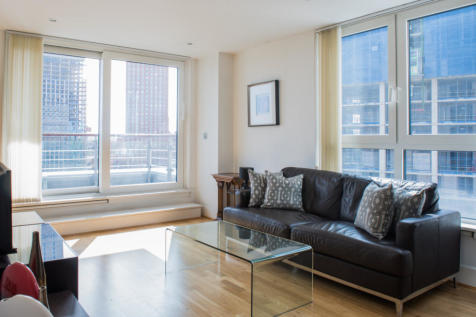 St. George Wharf, London, SW8. 1 bedroom apartment