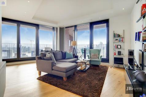 Modena House, 19 Lyell Street, London, E14. 3 bedroom apartment for sale