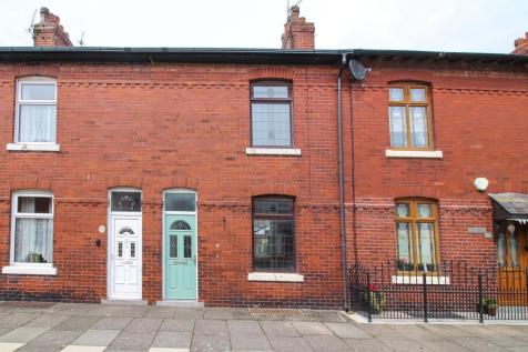 Pharos Street, Fleetwood, Lancashire, FY7. 2 bedroom terraced house