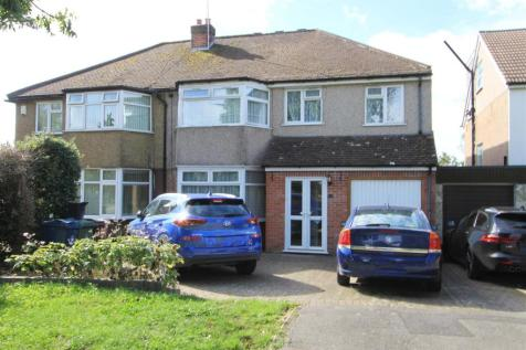 Pinner Road, Pinner, HA5. 5 bedroom semi-detached house for sale