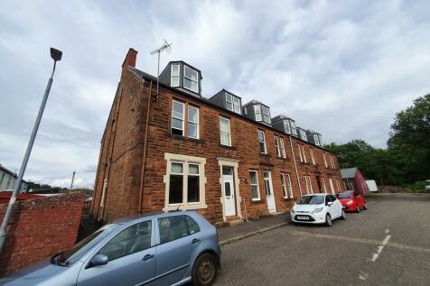 CATRINE - Newton Terrace. 2 bedroom ground floor flat