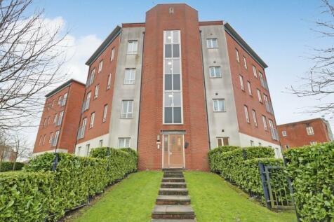 Bretby Court, Greenhead Street, Burslem, Stoke-on-Trent, ST6. 1 bedroom apartment