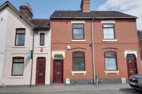 Pennell Street, Bucknall, Stoke-on-Trent, ST2. 2 bedroom terraced house