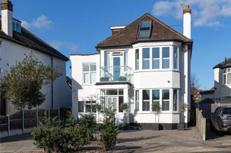 The Ridgeway, Westcliff-on-Sea, SS0. 4 bedroom detached house for sale