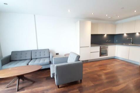 1 Regent Road, Manchester , Lancashire, M3. 1 bedroom apartment for sale