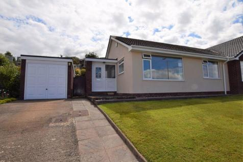 On the western edge of Portishead. 2 bedroom semi-detached bungalow for sale