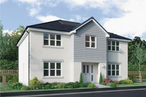 East Calder,  West Lothian, EH53 0HS. 5 bedroom detached house for sale