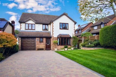 Woodland View, Waterlooville. 4 bedroom detached house for sale