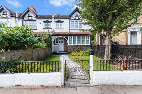 Clyde Road, Addiscombe. 3 bedroom end of terrace house